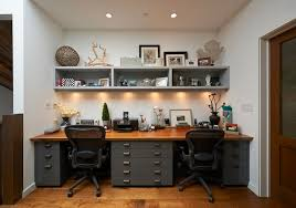 organize home office desk. home office shared desk idea organize a