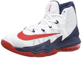 nike shoes 2016 basketball. nike men\u0027s air max audacity 2016 basketball shoes: amazon.co.uk: shoes \u0026 bags
