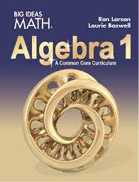 These worksheets have basic units from points, lines, segments, and area with a tool that allows the creation of customized worksheets. Big Ideas Math A Common Core Curriculum Algebra 1 Geometry Algebra 2 2015 High School Report