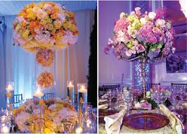 ... Great Summer Wedding Centerpieces Tall Summer Wedding Centerpiece With  Flowers And ...