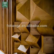 decorative acoustic panels. 3d Decorative Diffuser Acoustic Wall Panel Sound Reflective Materials For Conference Hall Panels
