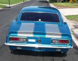 1967 Chevrolet Camaro Z28 / VIN: 123377N125328