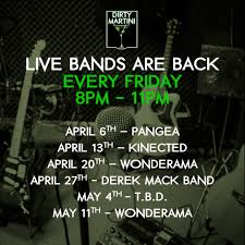 bands are back