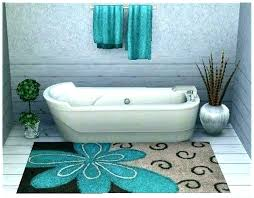light blue bath rugs teal and gray bathroom rugs gray bathroom rug sets blue green bath