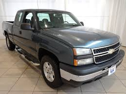 2006 Used Chevrolet Silverado 1500 Ext Cab 143.5