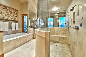 traditional master bathrooms. Large Luxury Master Bathrooms That Cost A Fortune In Walk Shower Traditional Bathroom With And Corner Tub 4