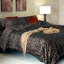 beautiful design cheetah print duvet cover zebra bedding animal quilt sets purple quilts leopard set