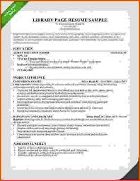 Best Resume Builder.Library Page Resume Sample 2015.jpg