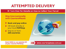 Instructions Attempted Delivery Popshop Mxstore Help