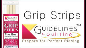 Grip Strips: The Best Non-Slip Solution for Your Quilt Rulers ... & Grip Strips: The Best Non-Slip Solution for Your Quilt Rulers & Templates Adamdwight.com