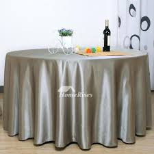 tablecloths elegant inch round white 120 tablecloth 6 nice purple polyester table cloths banquet