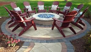 Outdoor Fire Pit Ideas Backyard Square Fire Pit Simple Backyard Fire