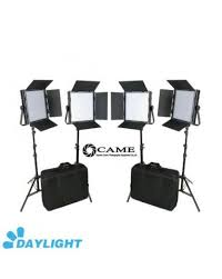 CAME TV High CRI 4 X 1024 LED Video Panel Broadcast 5600K Lights