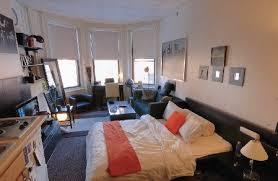 A Studio Apartment ...