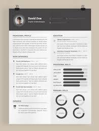 Illustrator Resume Template 40 Beautiful Free Resume Cv Templates In Magnificent Illustrator Resume