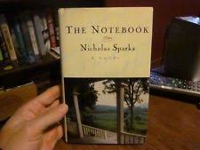 st edition nicholas sparks books  the notebook by nicholas sparks 1996 hc 1st edition 1st printing