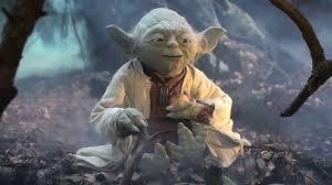 Naw Präsentiert Die Yoda Reden Episode Iii Yodas Apfelmeditation