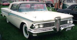 Edsel the poster car for failure | Driving