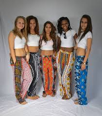 African Trousers Designs Forget About Kikoy These Khanga Pants Are The Real Deal