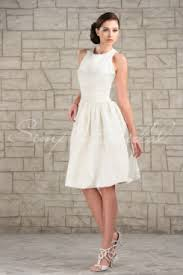 knee length wedding dresses simply bridal