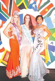 Poonam Singh does Guyana proud at Miss Global International Pageant –  Kaieteur News