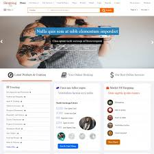 shopping cart web shopping cart responsive theme download free