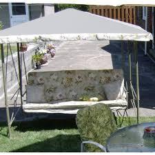 nice replacement cushions canopy for swing garden hammock walmart porter garden patio swing replacement cushion