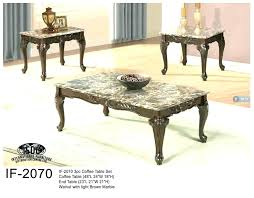 marble end table set marble top coffee table sets brown marble coffee table if coffee table marble end table