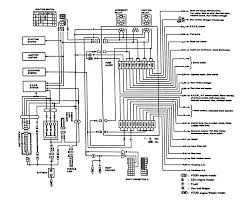 1987 nissan d21 radio wiring diagram images 87 nissan truck wire diagram 87 printable wiring diagrams