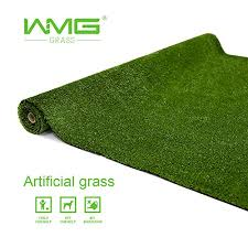 wmg artificial grass lawn 4 x6 synthetic turf grass rug green fake grass for