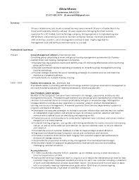 Resume For Hospitality Resume For Study