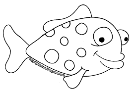 Poisson Rouge Imprimer Resultats Daol Image Search Coloriage