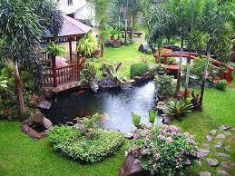 30 beautiful backyard ponds and water
