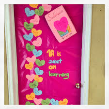 Decorative Door Designs decorate school door for valentine Valentines Day Door Decoration 58