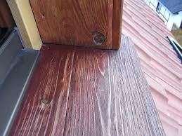 Granit Fensterbank Aussen Beautiful Verkleidung Holz Dem Wetter Auf