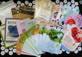 korean sheet masks skincare studies top 9 sheet masks caisa fashion show