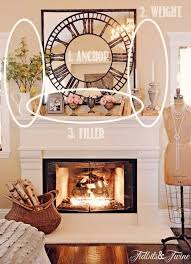 Master Bedroom Fireplace Decor Decoration