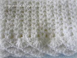 Free Easy Crochet Baby Blanket Patterns