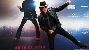 The roots of Udo Lindenberg′s iconic success explored in film | Film | DW |  08.01.2020
