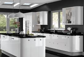 Fitted Kitchens High Gloss Kitchens Fitted Nongzico