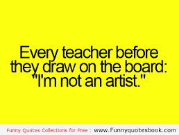 Funny Quotes About Teaching. QuotesGram