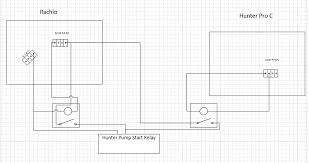 2nd gen sharing a pump start relay with a hunter controller Hunter Pro C Wiring Diagram image png808x426 19 2 kb Hunter Pro C Irrigation Manual