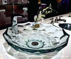 kohler glass sink glass bathroom vessel sink from the decorating diva kohler antilia glass sink
