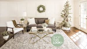 Winter Glam Christmas Decor Ideas