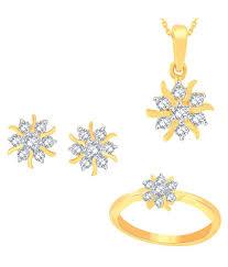 nakshatra 18k gold pendant set nakshatra 18k gold pendant set in india on snapdeal
