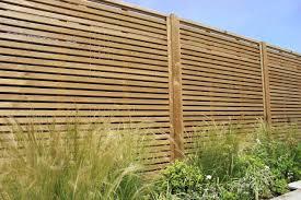 venetian fence panels
