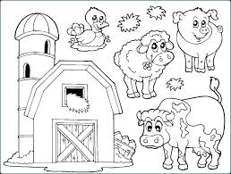 Farm Animals Coloring Pages Free Coloring Pages Best