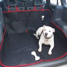 cargo boot rear pet protection mat