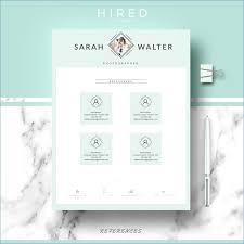 Contemporary Resume Templates Resume Example
