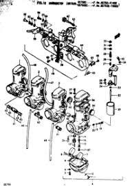 suzuki gs oem parts babbitts suzuki partshouse carburetor gs750b gs750c ~f no gs750